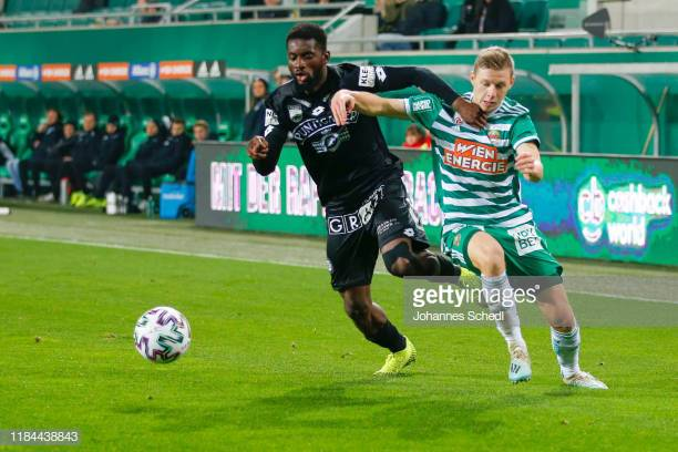 Ghanaian defender Isaac Donkor to leave Austrian side Sturm Graz