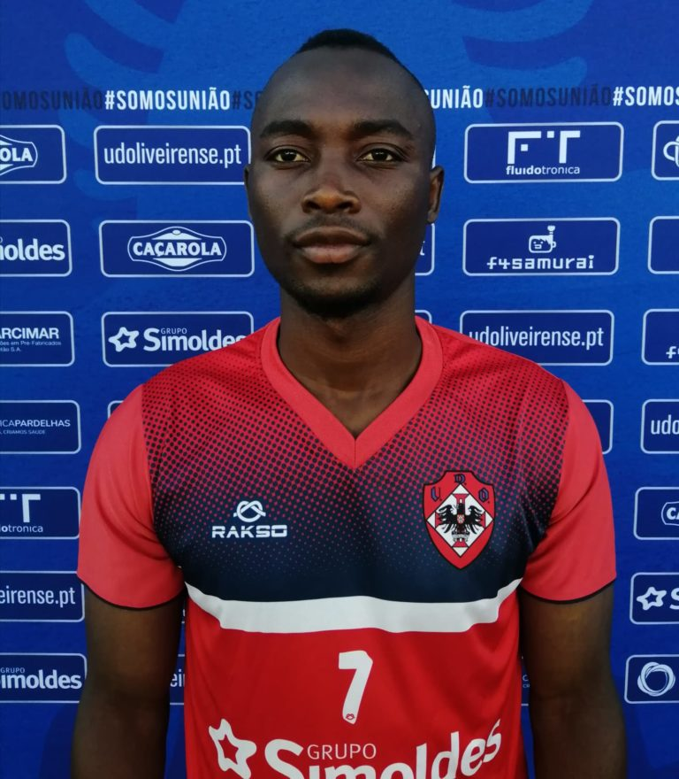 Ghanaian midfielder Lamine Mohammed starts training with new club UD Oliveirense
