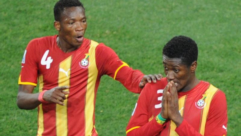 'We were cheated'- John Painstil ten years after Ghana lost to Uruguay at the World Cup