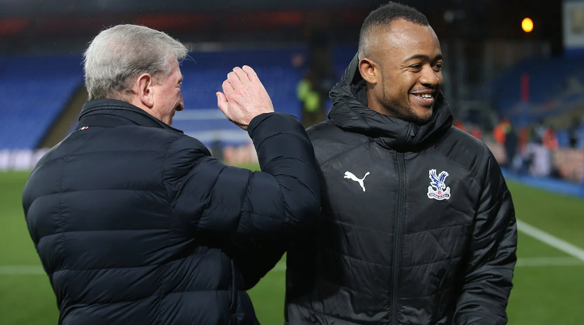 Roy Hodgson helped me improved many aspects of my game- Crystal Palace star Jordan Ayew