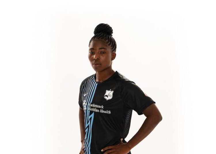 Jennifer Cudjoe makes cameo on Sky Blue FC debut- becomes second Ghanaian to play in US topflight