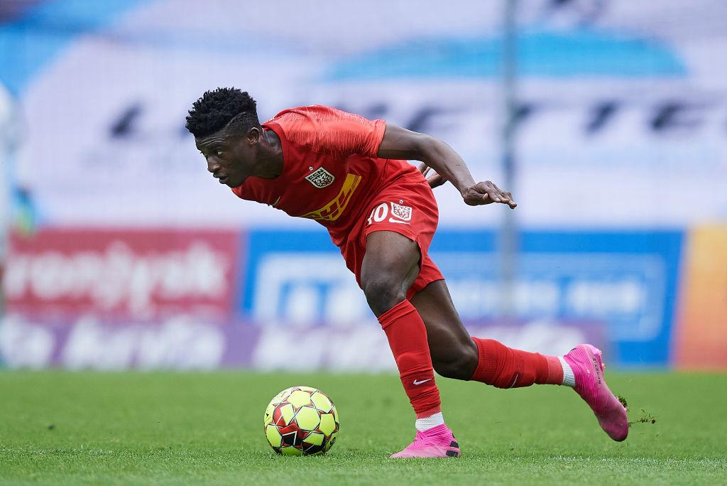 Tottenham, Everton miss out on Ghana prodigy Mohammed Kudus