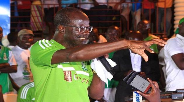 Elmina Sharks owner Paa Kwesi Nduom criticises GFA decision to cancel season