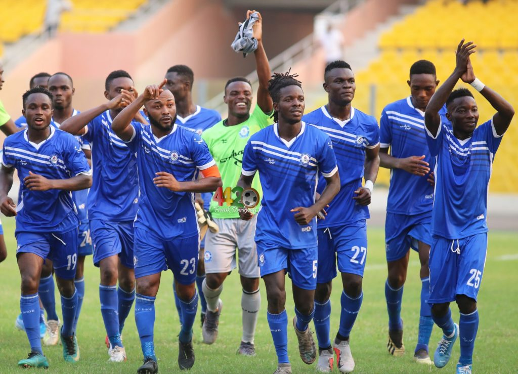 """EXCLUSIVE: """"Protest king"""" Great Olympics won appeal against WAFA, boardroom points thrown into dustbin after league cancellation"""