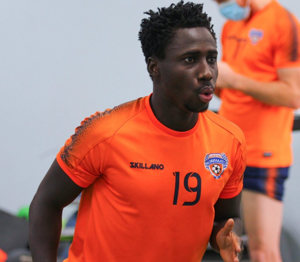 VIDEO: Samuel Owusu seals victory for Saudi side Al Feiha FC in friendly