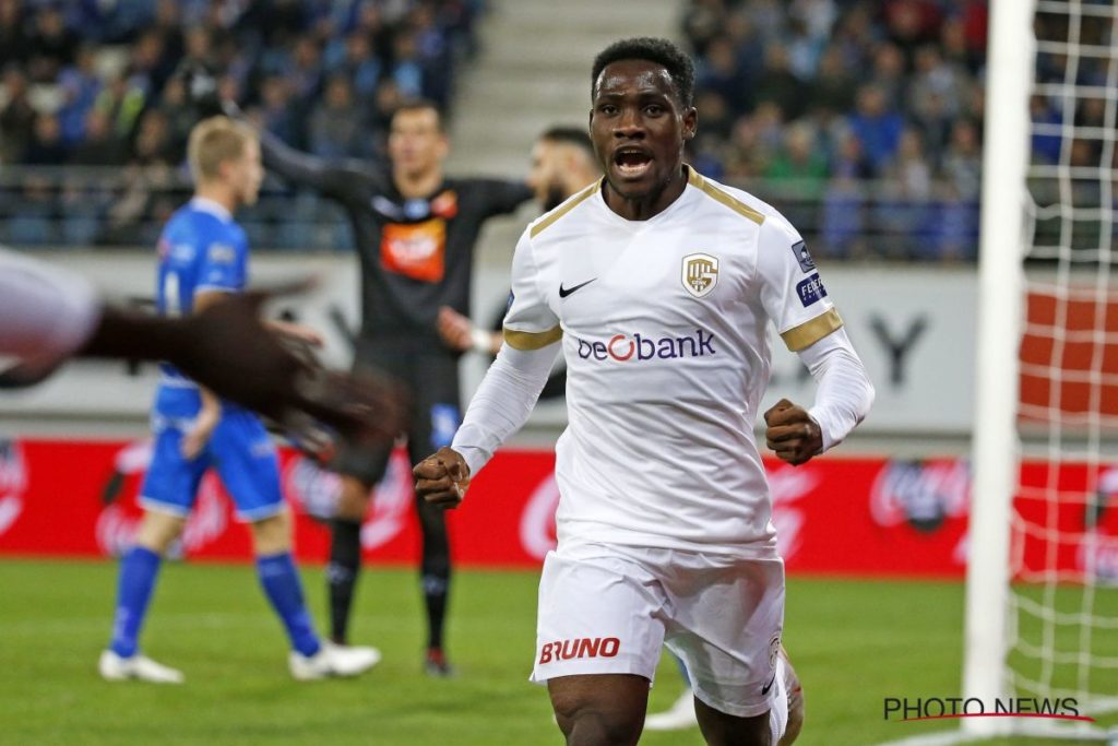 Joseph Painstil bags a brace in Genk's friendly win over Union Saint-Gilloise