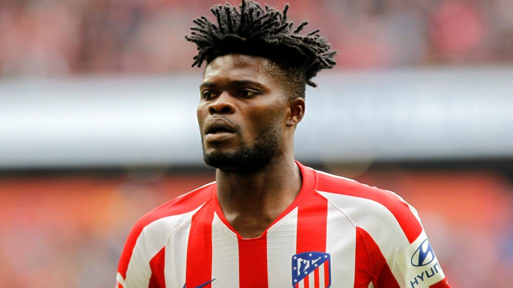 EXCLUSIVE: Arsenal target Thomas Partey's future to be decided this month