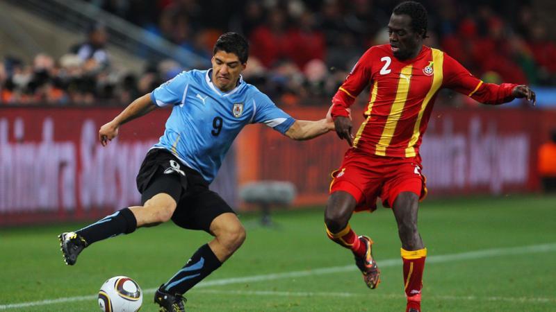 Hans Sarpei cannot forgive Suarez ten years after World Cup quarter final  defeat - Ghana Latest Football News, Live Scores, Results - GHANAsoccernet