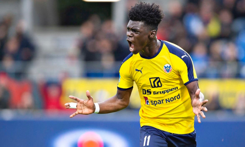 Emmanuel Sabbi scores seventh league goal but Hobro lose at home in Danish Superliga