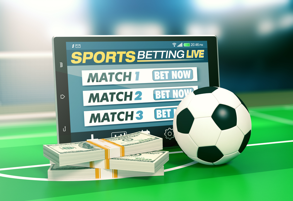 What do you mean by sports betting?