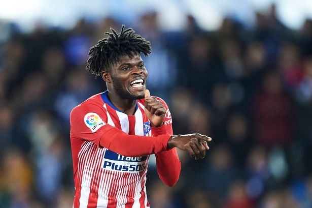 Thomas Partey emerges as midfielder with best dribbling success rate among Europe's top five leagues