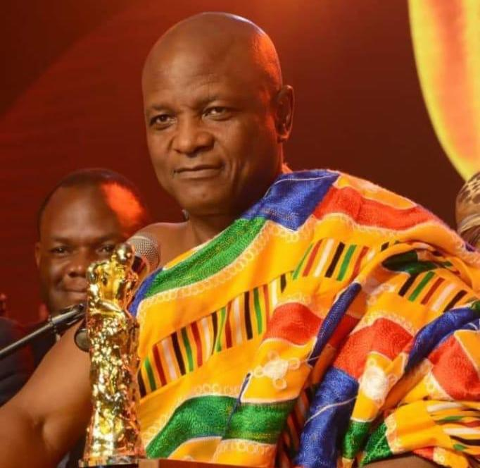 Hearts of Oak Executive Board Chairman Togbe Afede XIV named Ghana's Entrepreneur of the Decade