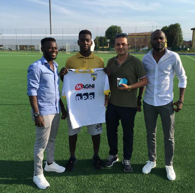 Danies Kwakye Fosu rejoins Virtus Castelfranco after Sassuolo loan