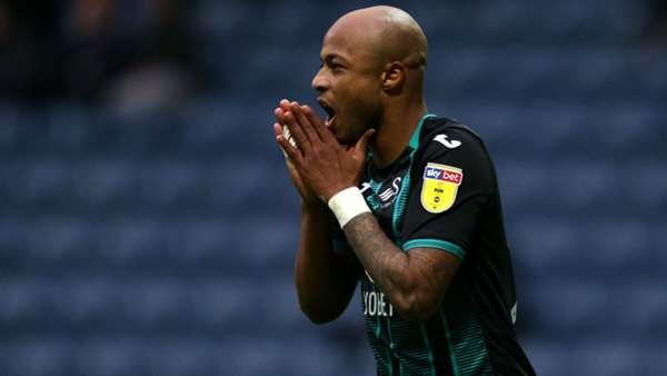 Andre Ayew's Swansea fail to qualify for Premier League after playoffs defeat against Brentford