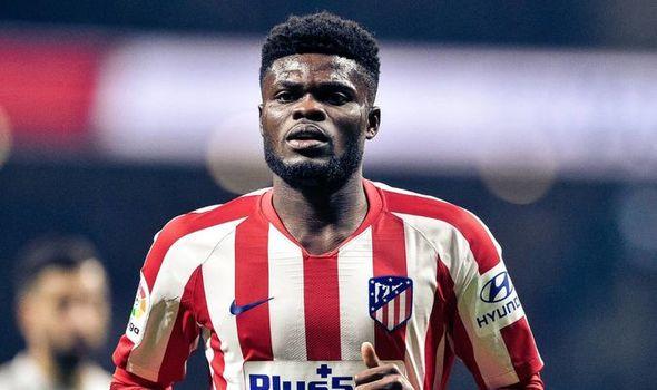 Napoli ready to swap forward Arkadiusz Milik for Ghana ace Thomas Partey
