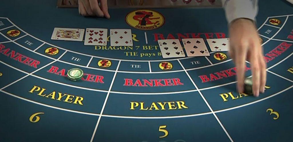 Online Casino Bet Baccarat Online Real Money