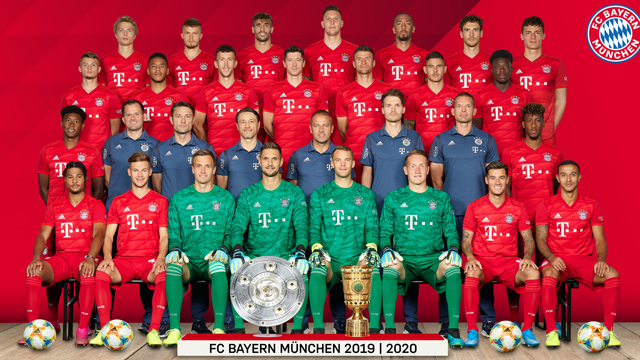 Bayern Munich, a leading football club in Germany