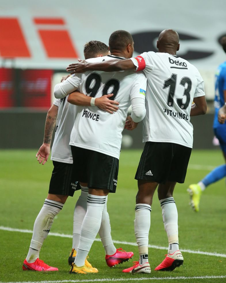Kevin-Prince Boateng over the moon after Besiktas hard-fought win against Kasimpasa