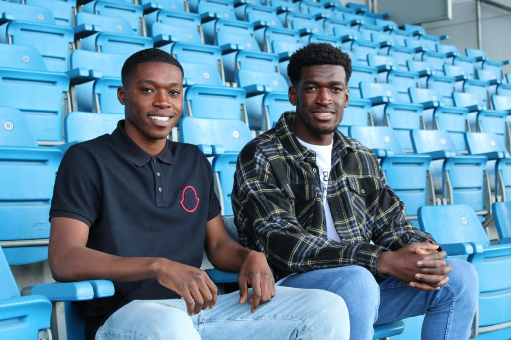 Ghanaian duo Wriedt and Kohn leave Bayern Munich to begin Willem II careers