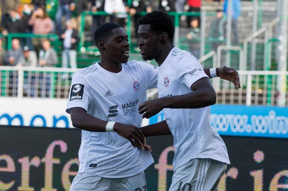 Bayern Munich fail to secure contract extension of Ghanaian duo - Wriedt, Kohn depart