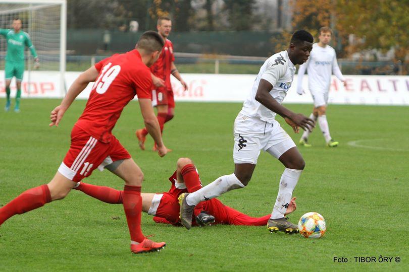EXCLUSIVE: Ghanaian youngster Ernest Boateng joins Slovakian side ŠTK Šamorín on loan
