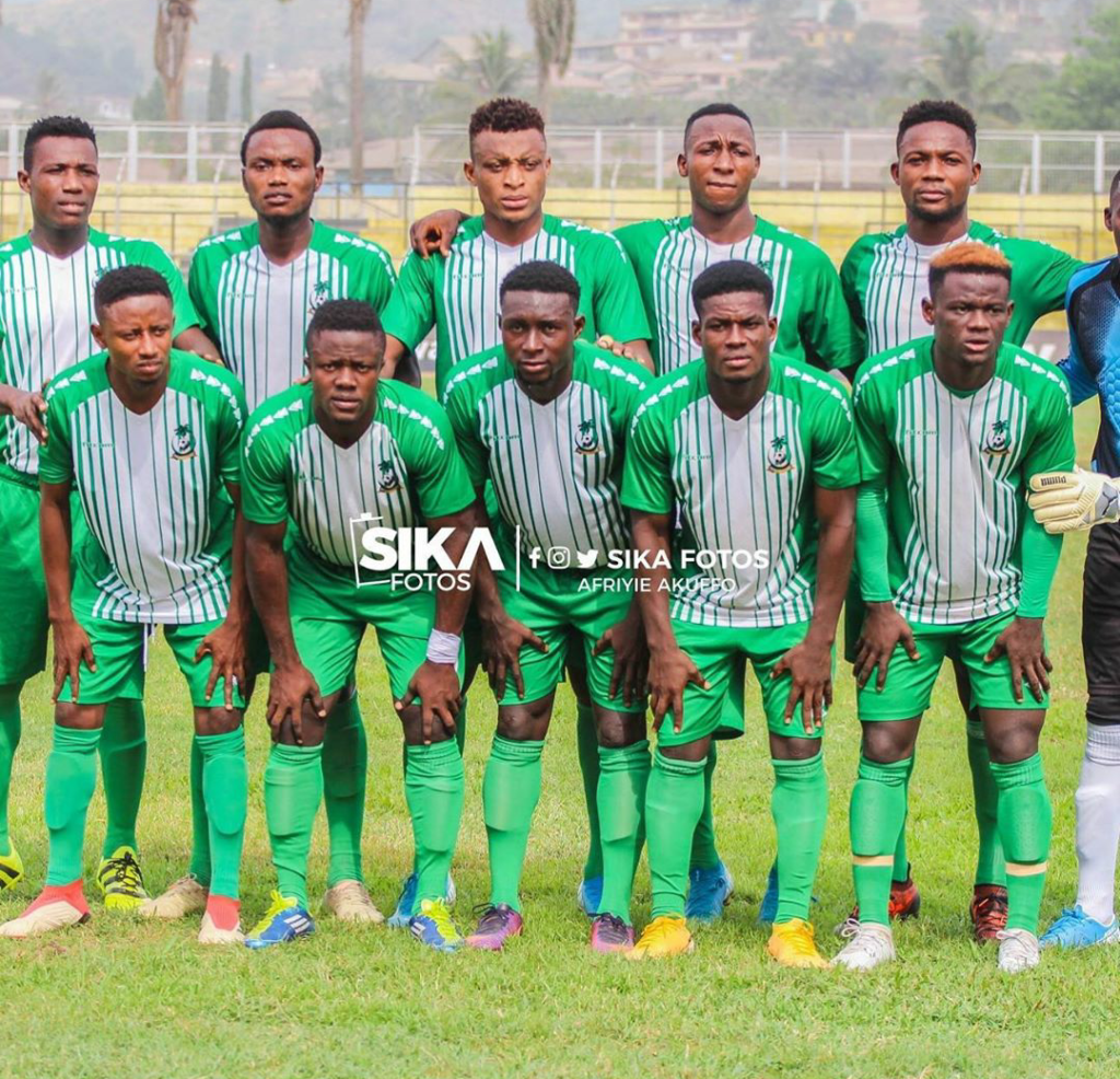 King Faisal to get new kit sponsors and a bus- PRO Awal Mohammed reveals