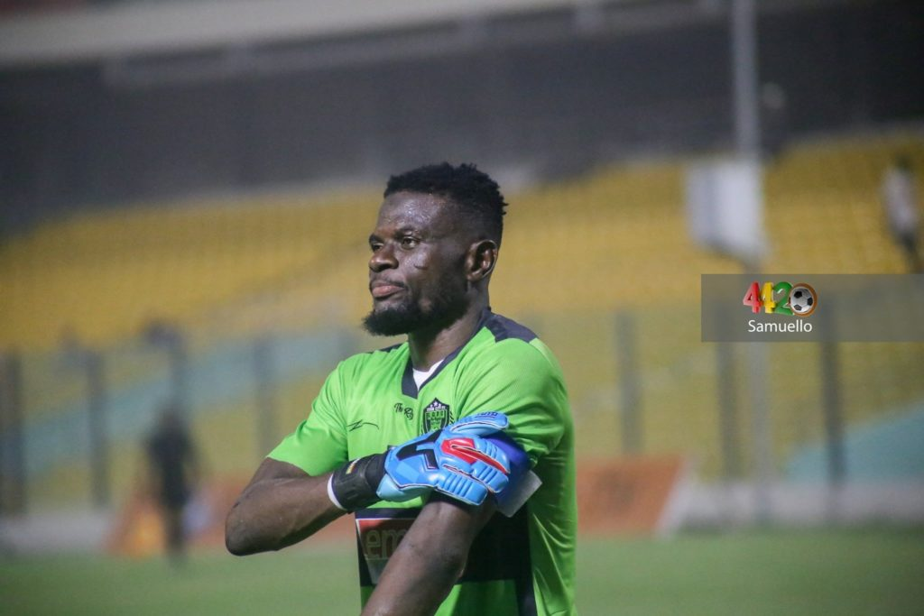 Disappointed Legon Cities captain Fatau Dauda concedes Great Olympics fully deserved the win
