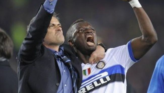 Ex-Inter Milan hero Sulley Muntari jumps to Jose Mourinho's defense over 'negative football' criticism