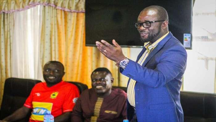 CAF Champions League: Ghana FA boss confident Asante Kotoko can overturn result against Al Hilal