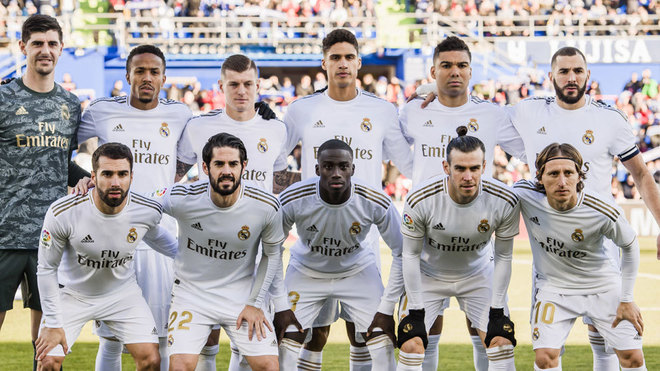 Something more to know about Real Madrid