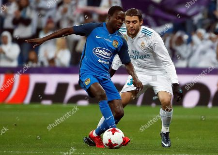 New Ashantigold signing Yaw Annor reveals how he out-played Theo Hernandez and Mateo Kovacic during his time in Spain