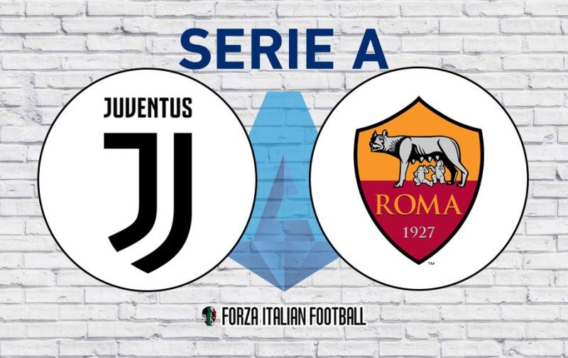 Serie A LIVE: Juventus v Roma