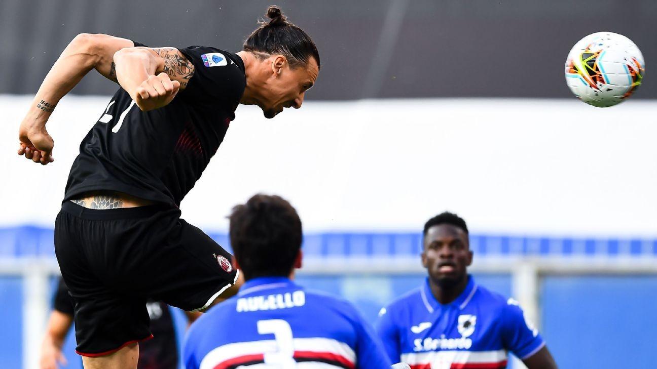 Zlatan is part of AC Milan's future - Maldini