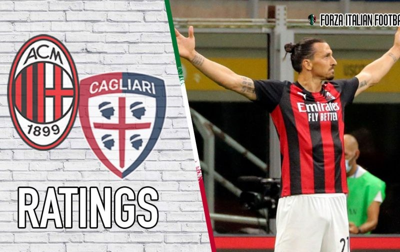 AC Milan Player Ratings: Castillejo and Zlatan impress