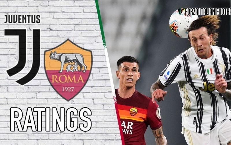 Juventus player ratings: Bernardeschi without purpose