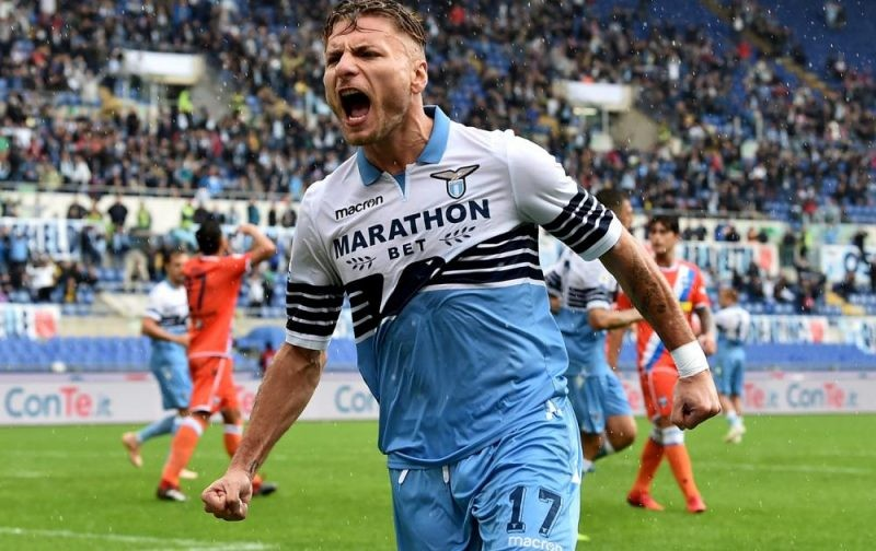 Immobile leads Serie A's scoring charts from 2010-2020