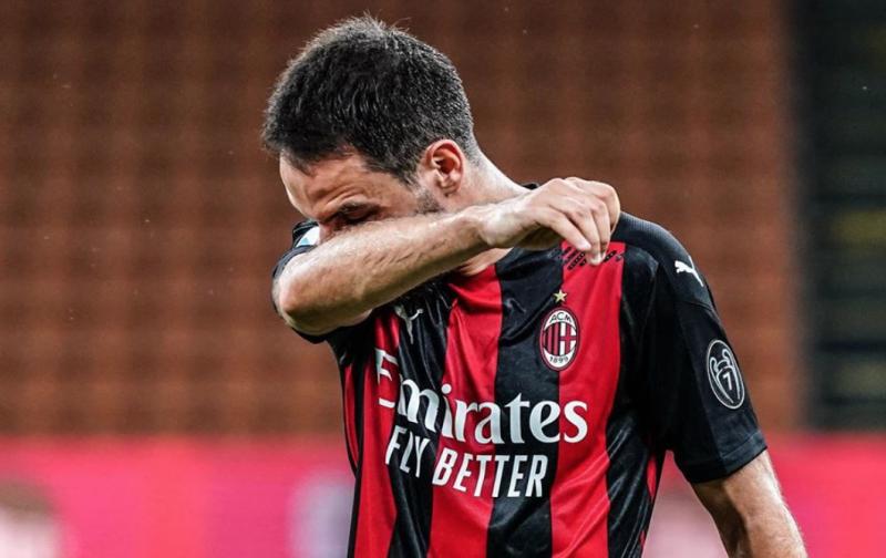 AC Milan say goodbye to Bonaventura