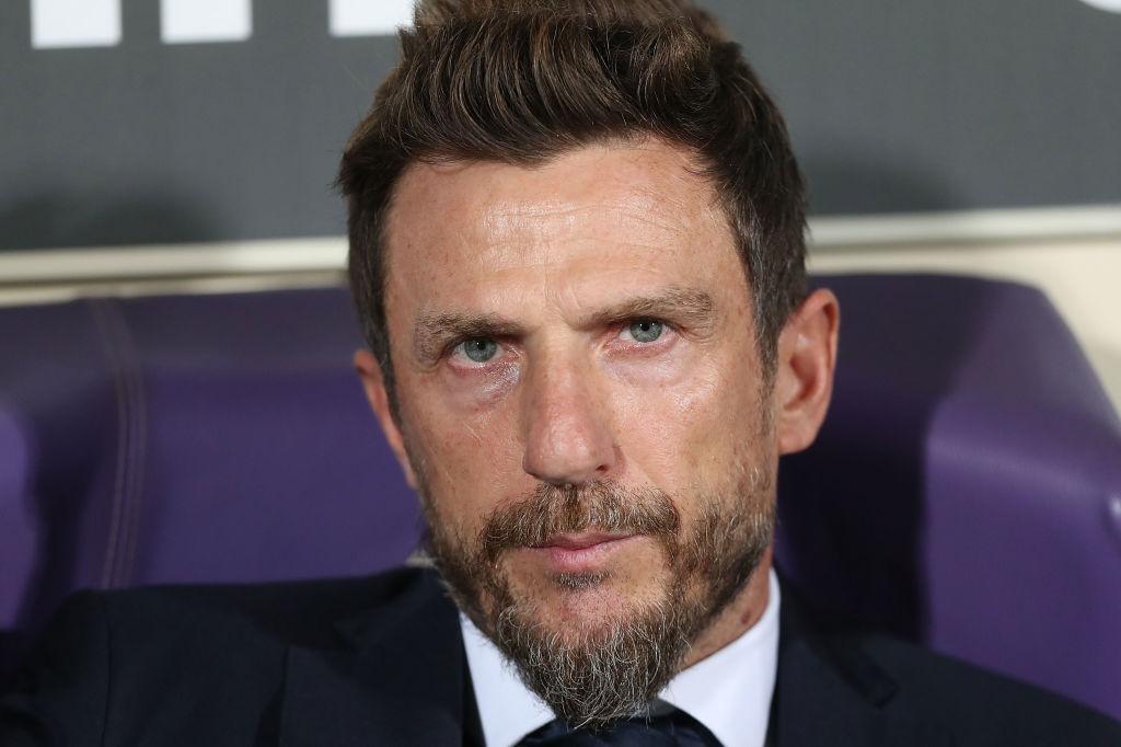EUSEBIO DI FRANCESCO new head coach
