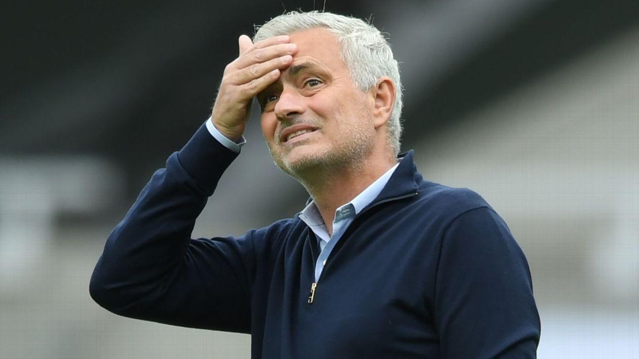 Tottenham boss Mourinho doesn't like it when people say 'Jose' wrong