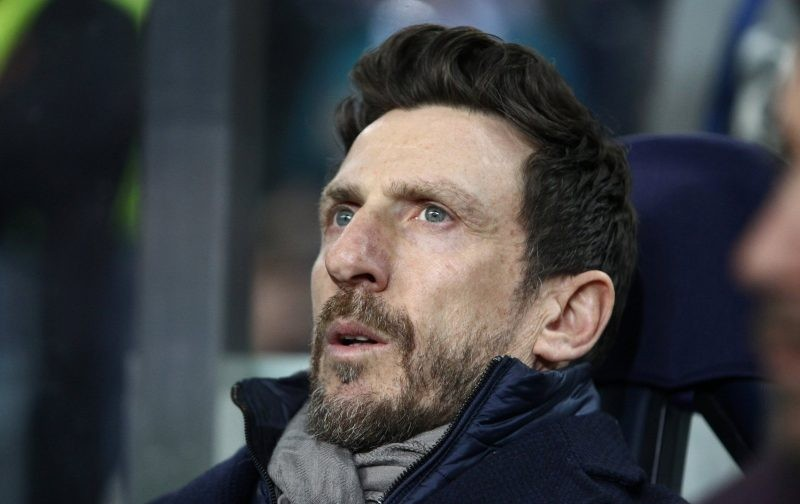 Cagliari unveil Di Francesco as new coach