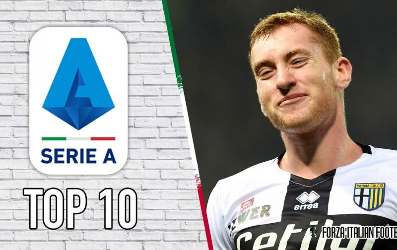 Serie A 2019/20 Top 10 Youngsters