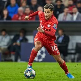 LEICESTER CITY still working on a COUTINHO move