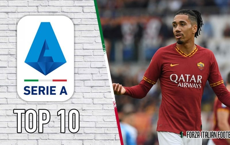 Serie A 2019/20 Top 10 Signings