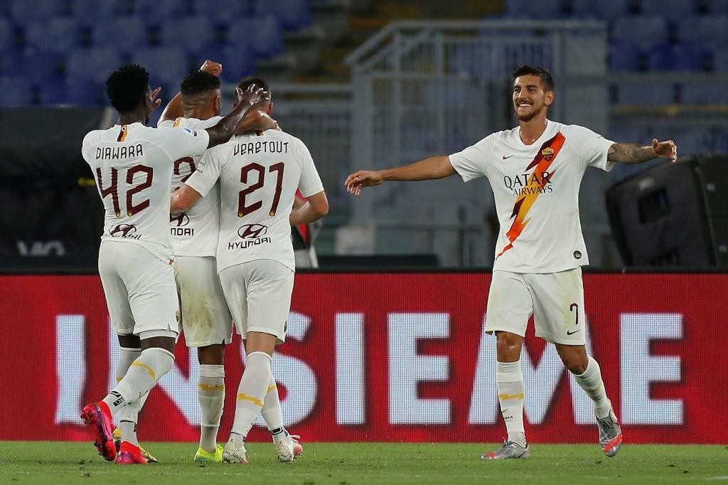 EUROPA LEAGUE: AS ROMA SUBMITS REGISTERED PLAYERS