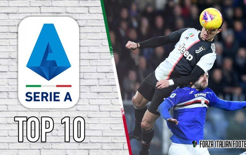 Serie A 2019/20 Top 10 Goals of the Season