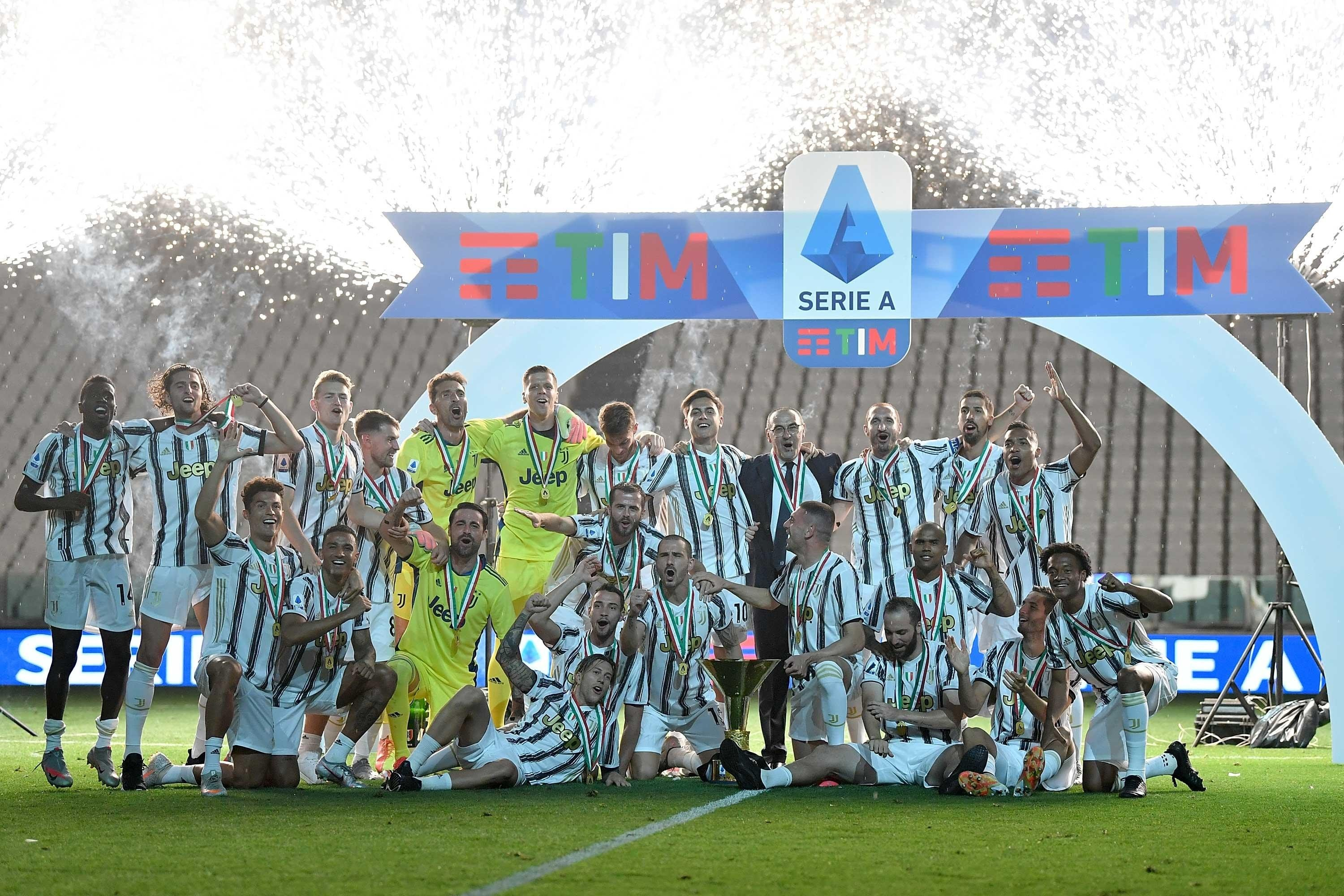 THE SERIE A TIM 2019-2020 WINNING CEREMONY PHOTO GALLERY IS ONLINE