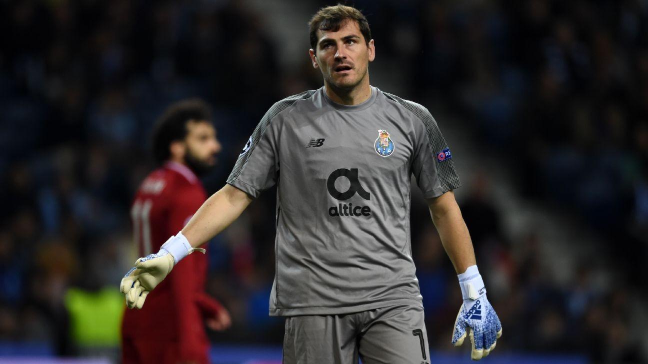 Real Madrid, Spain icon Casillas retires