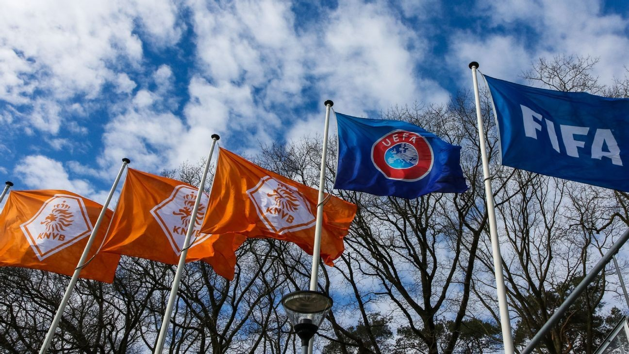Dutch FA allow woman to join men's team