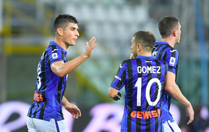 No Italians scored for Atalanta in Serie A in 2019/20