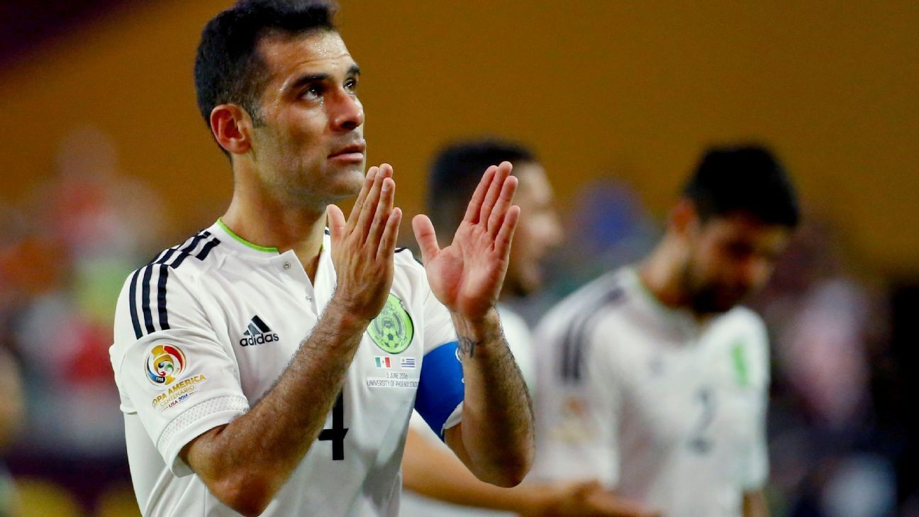 Rafa Marquez to debut as youth coach in Spain